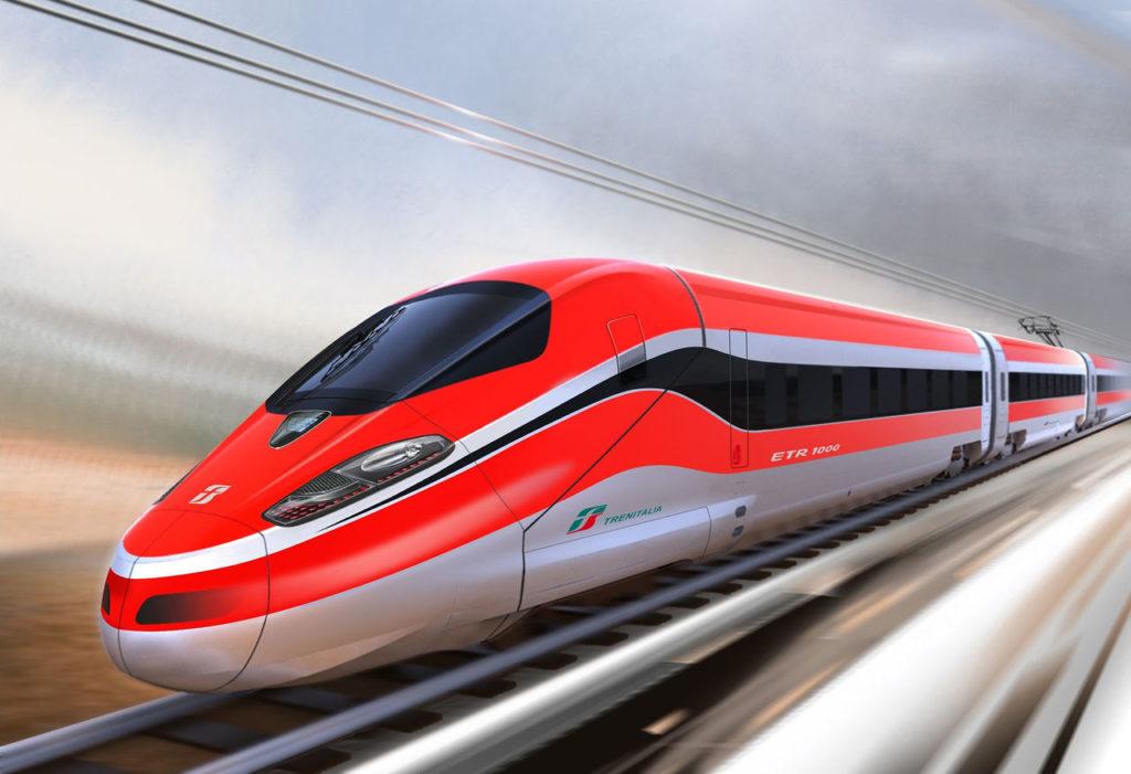 treno aòta velocità milano venezia blog