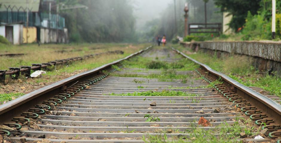 guidare un treno
